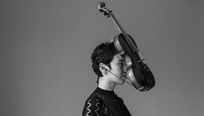 Violinist Aisha Orazbayeva does things differently