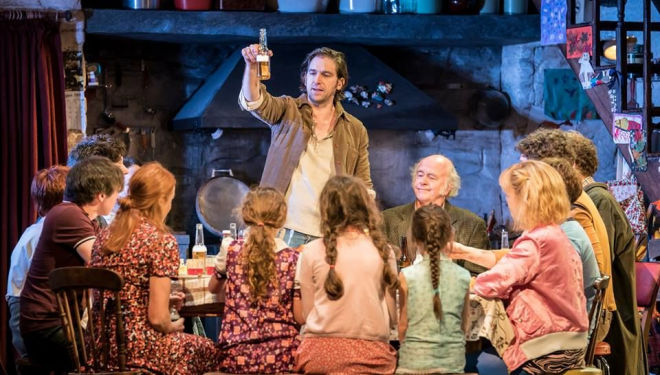 The Ferryman leaves London for Broadway
