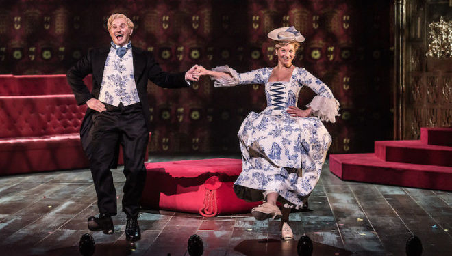 Gilbert and Sullivan's Iolanthe review