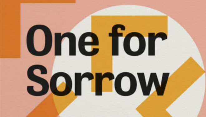 One for Sorrow, Royal Court Theatre