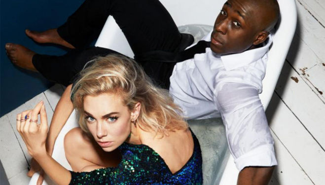 Vanessa Kirby goes wild on stage