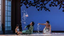 Madama Butterfly opens the Glyndebourne season on 19 May. Photo: Clive Barda
