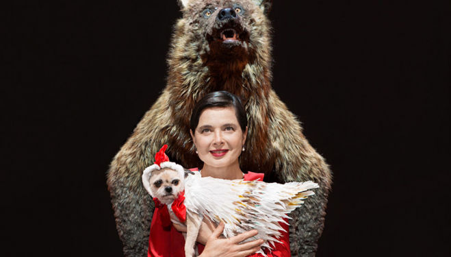 Isabella Rossellini's Link Link Circus, Southbank Centre