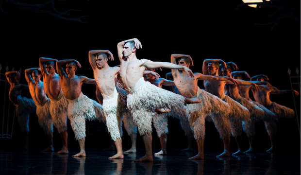 Matthew Bourne/New Adventures, Swan Lake at Sadler's Wells