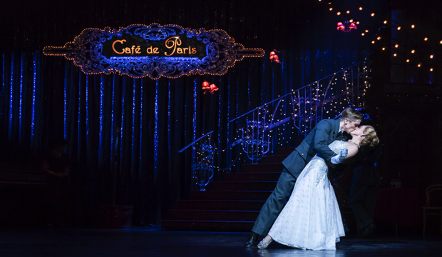 Matthew Bourne's Cinderella in cinemas nationwide