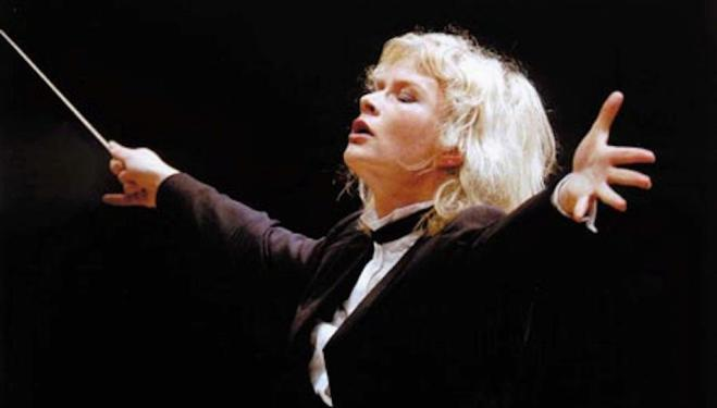 Female conductors discuss gender gap in the industry
