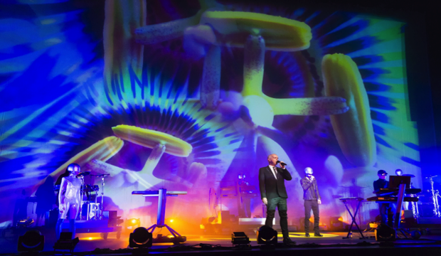 Pet Shop Boys, Inner Sanctum, photo Ken McKay (c) 2016 Pet Shop Boys Partnership