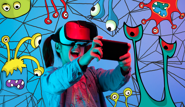 Immersive experiences for kids in London 2018