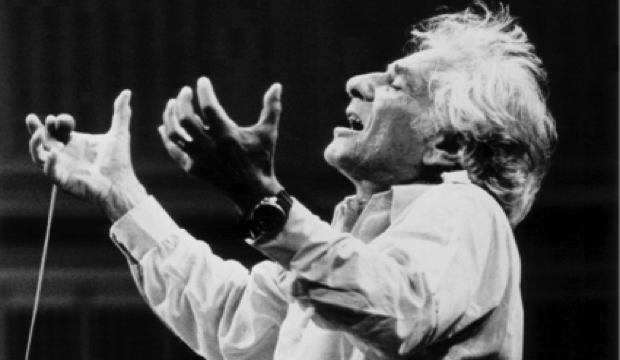 Leonard Bernstein, photo Paul de Hueck, c/o Leonard Bernstein Office Inc.