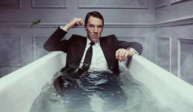 Benedict Cumberbatch is compelling as Patrick Melrose