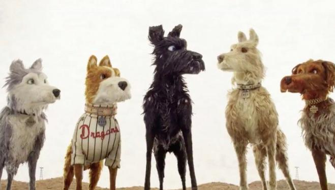 Wes Anderson Isle of Dogs exhibition, The Store
