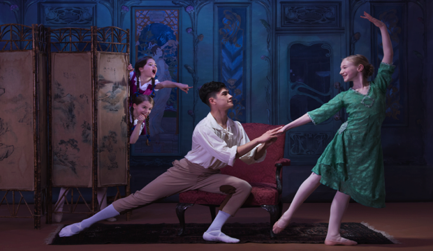 London Children's Ballet, The Canterville Ghost, Peacock Theatre