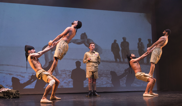 Akademi's The Troth, photo Simon Richardson
