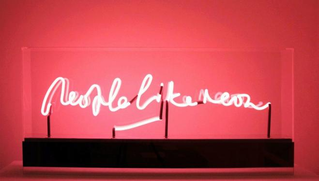 New exhibition explores the timeless allure of neon