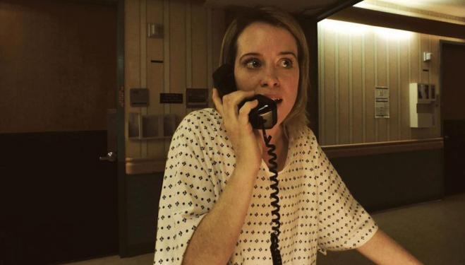 'A refreshing dishevelled Claire Foy': Unsane film