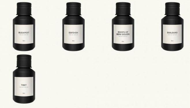 Avestan: Fragrance Line from the brains behind The Ordinary
