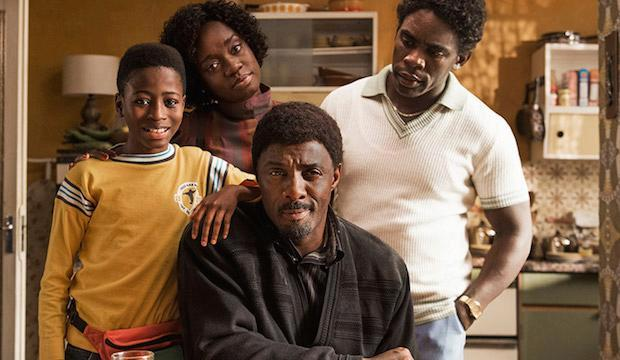 Idris Elba's new comedy is soothing