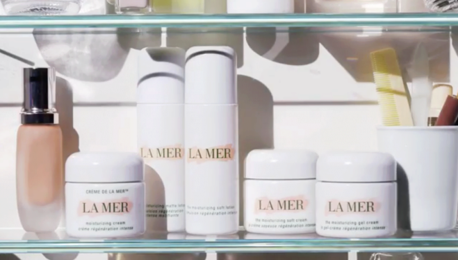 London La Mer Pop Up Soho Square