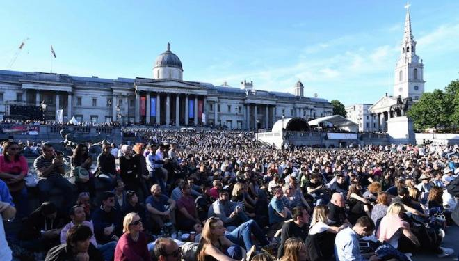 1 July: London Symphony Orchestra's free concert