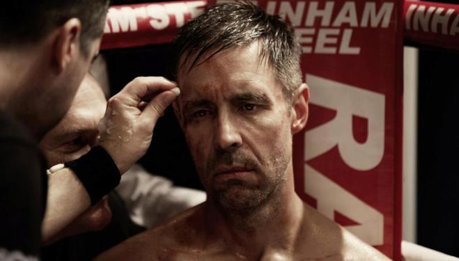 Powerful performances; middleweight drama