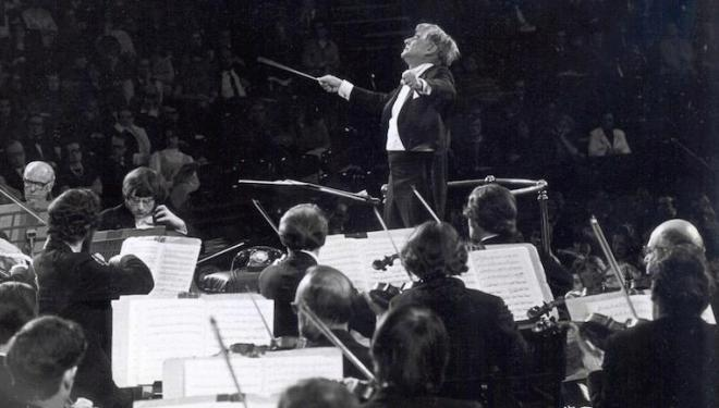Leonard Bernstein spans classical and show music in his radical Mass