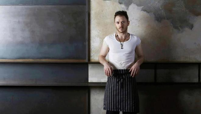 Ollie Dabbous at HIDE