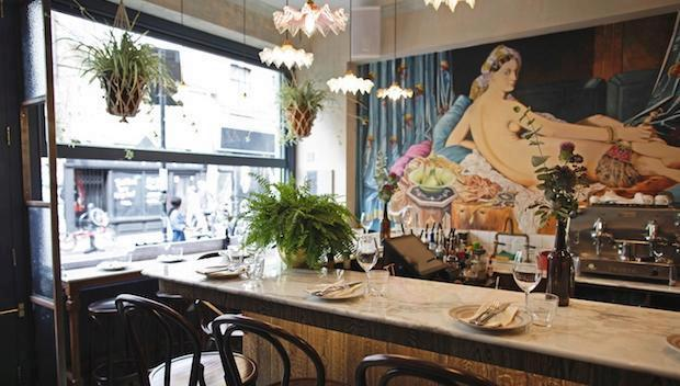 The best date restaurants in London