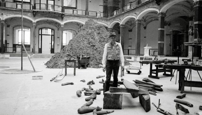 Joseph Beuys retrospective opens in Mayfair