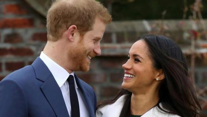 Prince Harry will marry Meghan Markle on Saturday 19 May 2018