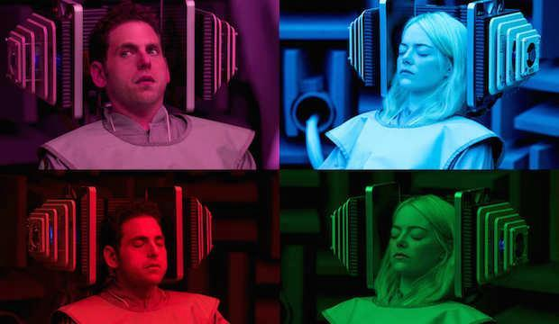 Netflix's Maniac starring Emma Stone and Jonah Hill: everything you need to know