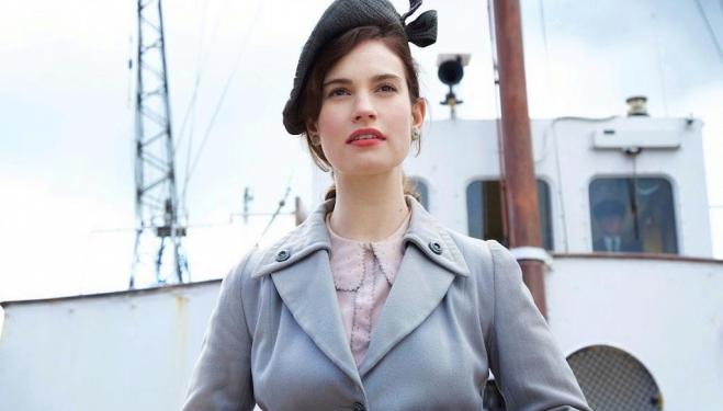 The Guernsey Literary and Potato Peel Society film review