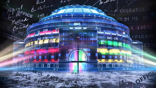 Head for the Royal Albert Hall for Core Classics. Artwork: 59 Productions