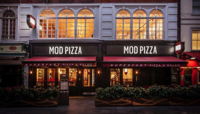 Mod Pizza Leicester Square Culture Whisper