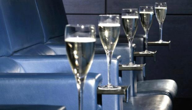 Film & Fizz, One Aldwych