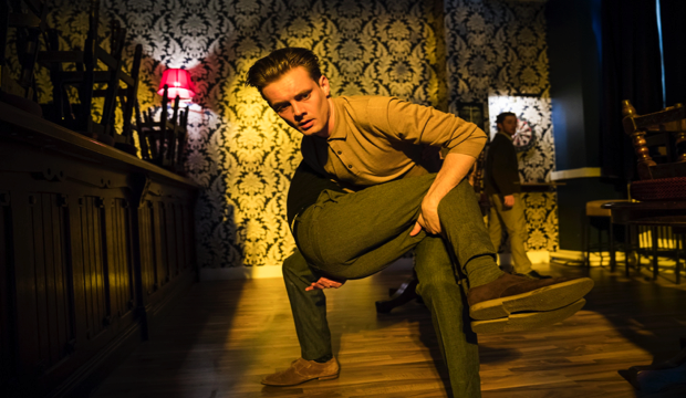 Daniel Monaghan in These Rooms, photo Pat Redmond