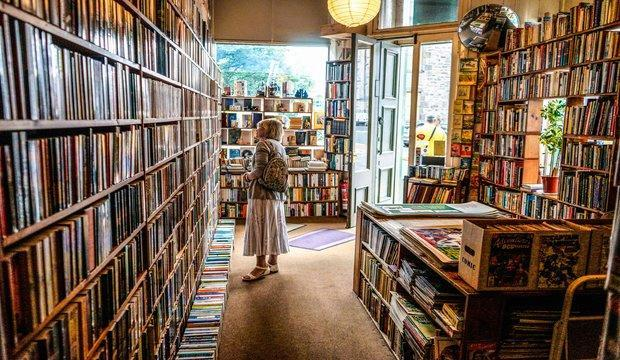 10 of the best London second hand bookshops