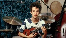 Jacob Collier is a one-man orchestra. Photo: Retts Wood