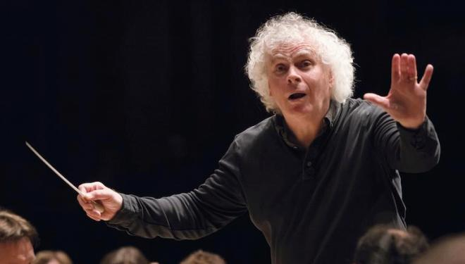 30 & 31 May: Simon Rattle and the Berlin Phil, RFH