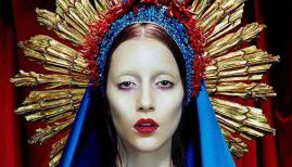 Fashion and Religion Miles Aldridge