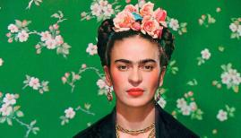 Frida Kahlo: Frida Kahlo Pop-Up, Belgravia in Bloom