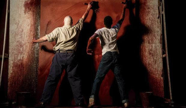 Mark Rothko's aesthetics come to life on stage