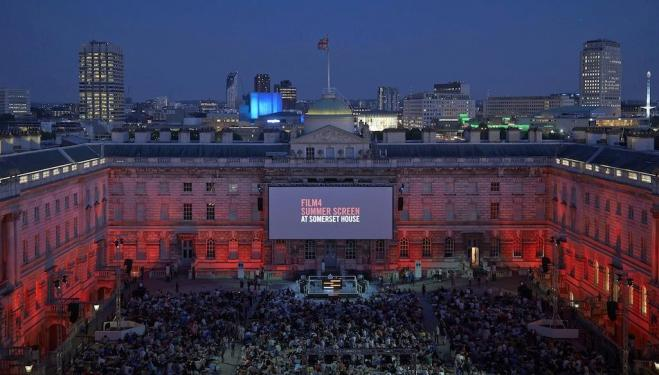 Film4 Summer Screen 2018, Somerset House