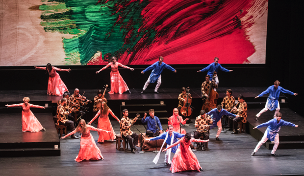 Mark Morris Dance Group & Silk Road Ensemble, Layla and Majnun
