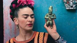 Frida Kahlo: Making Her Self Up, V&A