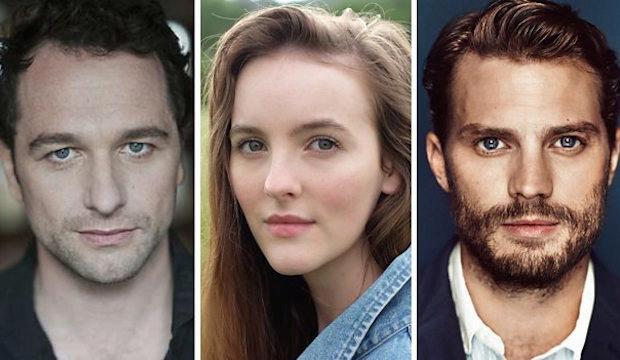 Matthew Rhys, Jamie Dornan and Ann Skelly to star in Allan Cubitt's Death And Nightingales for BBC Two
