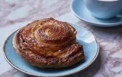 Kougin Amann at Bread Ahead Cafe photo by Stephen Joyce