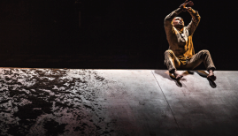 Akram Khan, Xenos, photo Jean Louis Fernandez