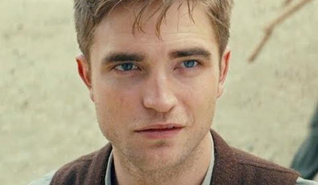 Robert Pattinson in Water for Elephants