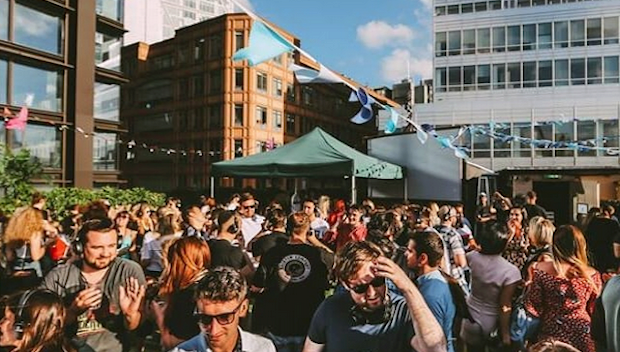 London's Best Rooftop Bars And Pubs