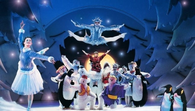 The Snowman Live Show, The Peacock